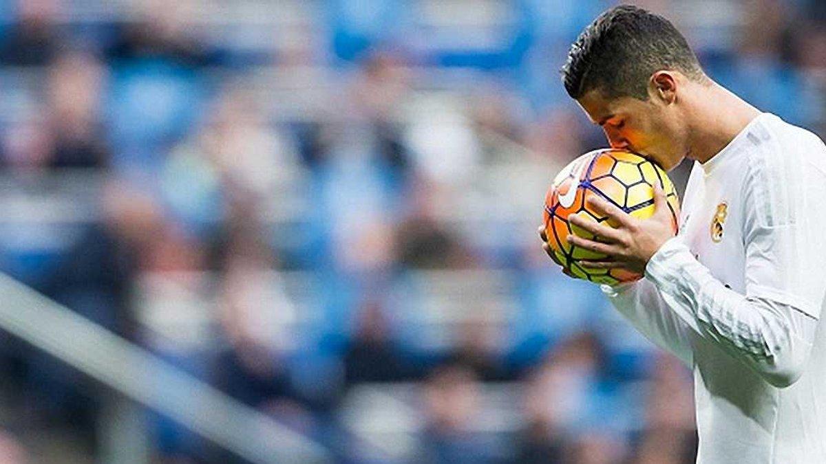 """Роналду в 2015 році забивав понад гол за гру в """"Реалі"""" (ФОТО)"""