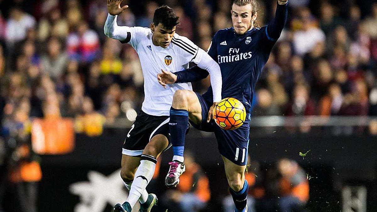 """""""Реал"""" в меншості  розписав результативну нічию з """"Валенсією"""""""