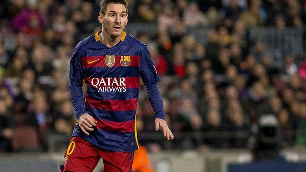 Футболки Мессі продаються найкраще у світі