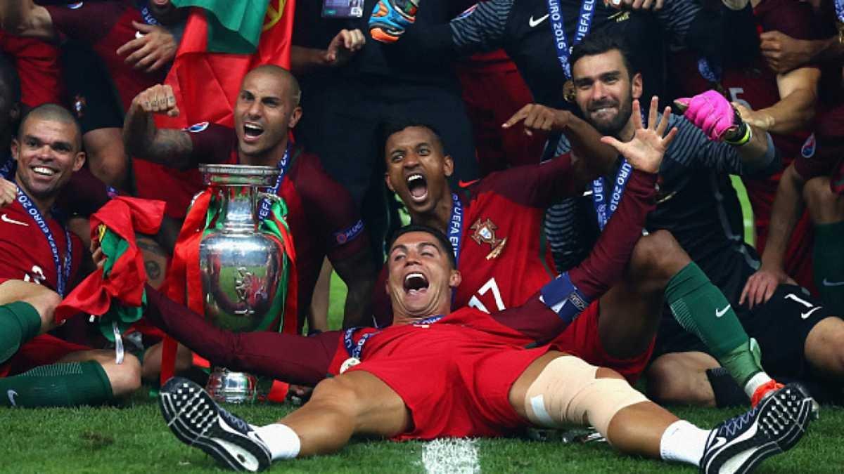 Ярмоленко, Мораєс і Антунеш привітали Португалію з перемогою на Євро-2016