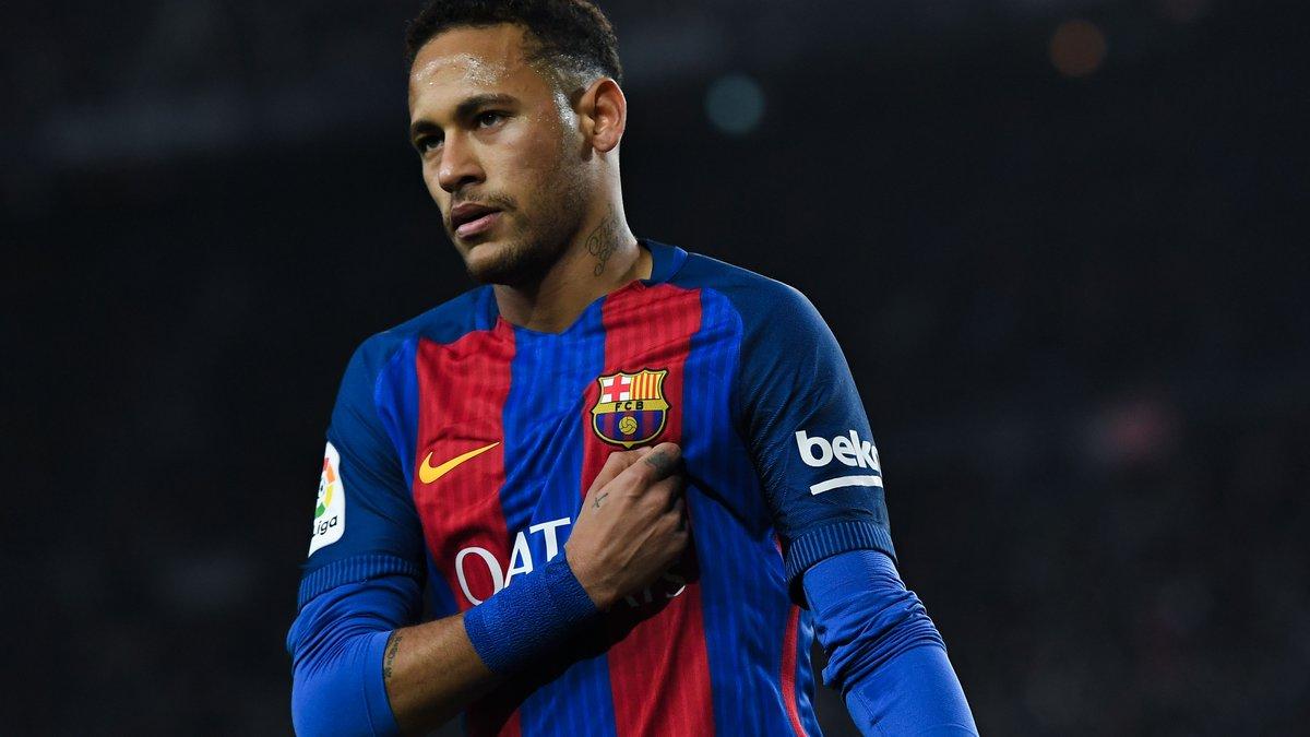 """Неймар розчаровує керівництво """"Барселони"""" та може бути проданий влітку 2017 року, – ЗМІ"""