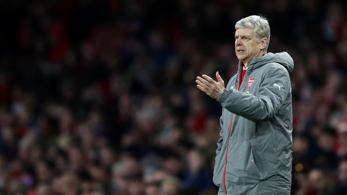 """Венгер: """"Арсенал"""" был обязан выиграть после двух досадных поражений"""
