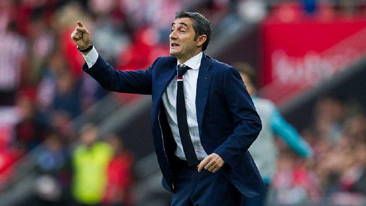 """""""Барселона"""" запросить Вальверде, якщо Луїс Енріке не продовжить контракт, – ЗМІ"""