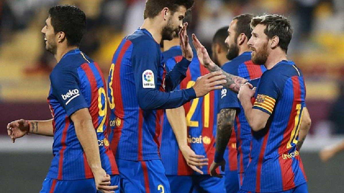 """""""Барселона"""" – лидер среди команд Примеры по средней зарплате в команде"""