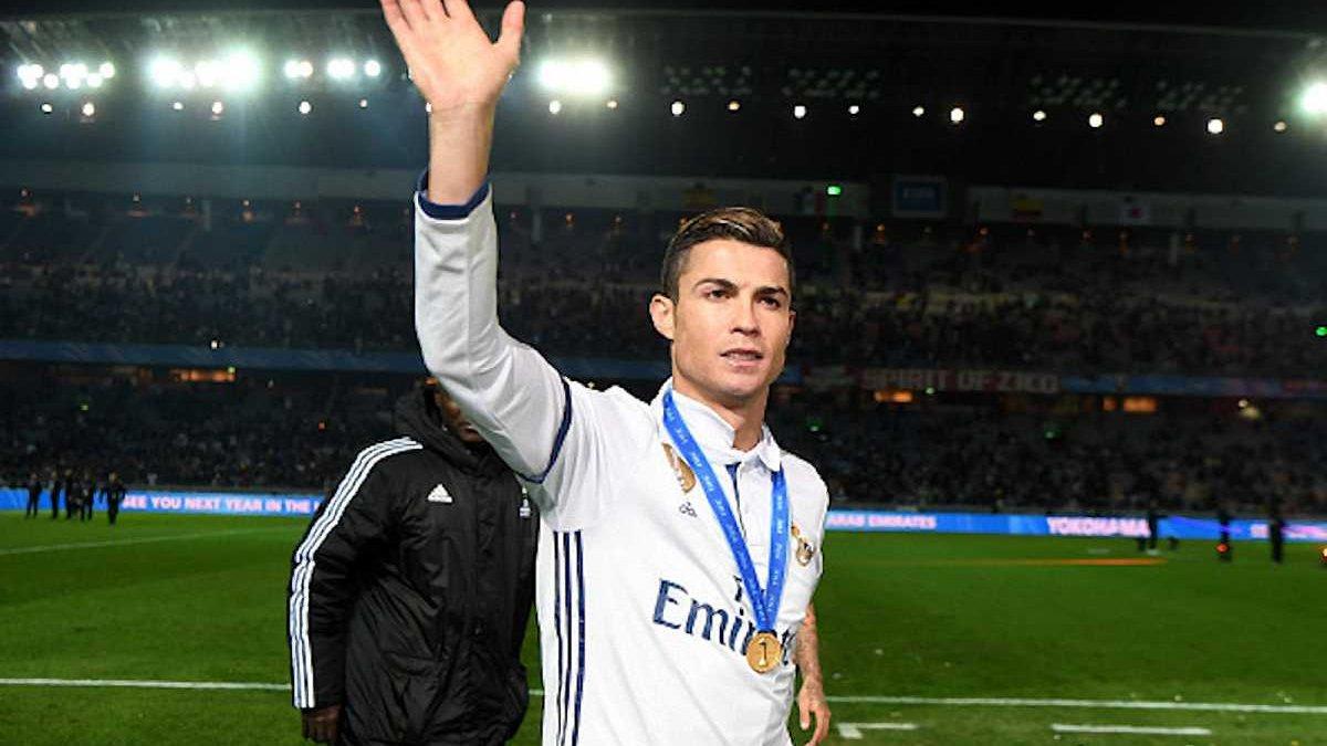 Роналду: У мене ще є кілька років пограти футбол
