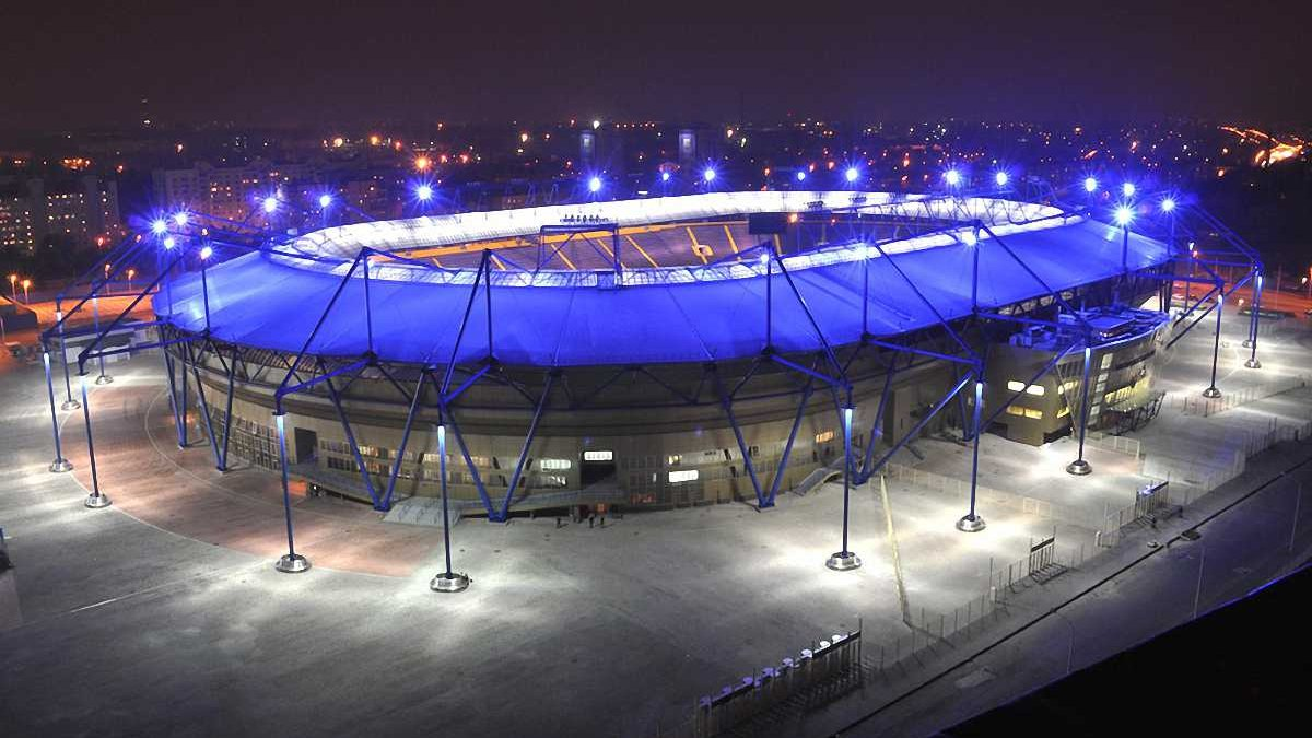 """""""Шахтер"""" – """"Сельта"""": УЕФА проведет еще одну инспекцию ОСК """"Металлист"""""""