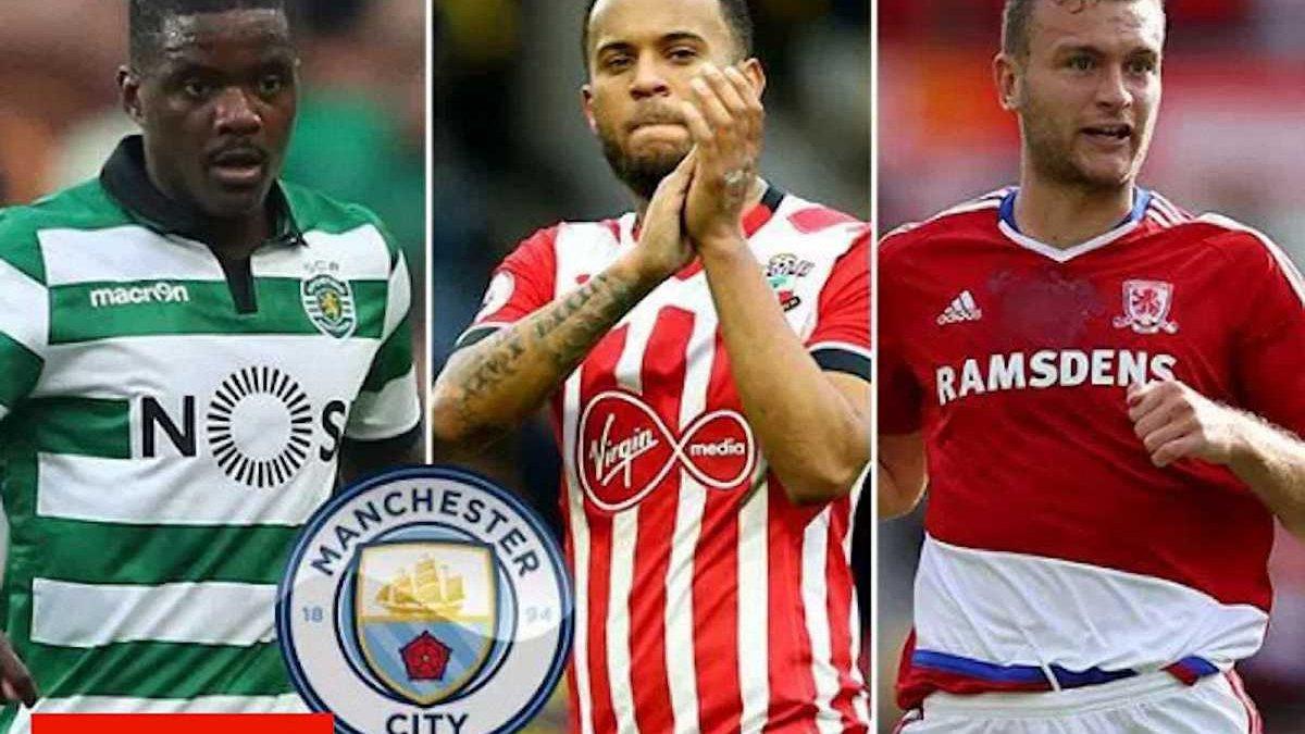"""The Sun: """"Манчестер Сіті"""" влітку планує витратити 115 мільйонів фунтів на 3-х гравців"""