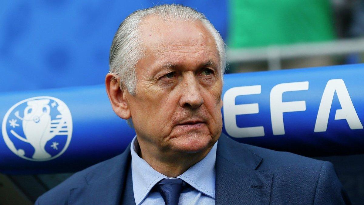 Фоменко: Гусев? Мы собрали на Евро-2016 всех сильнейших – исключение было только по Тимощуку