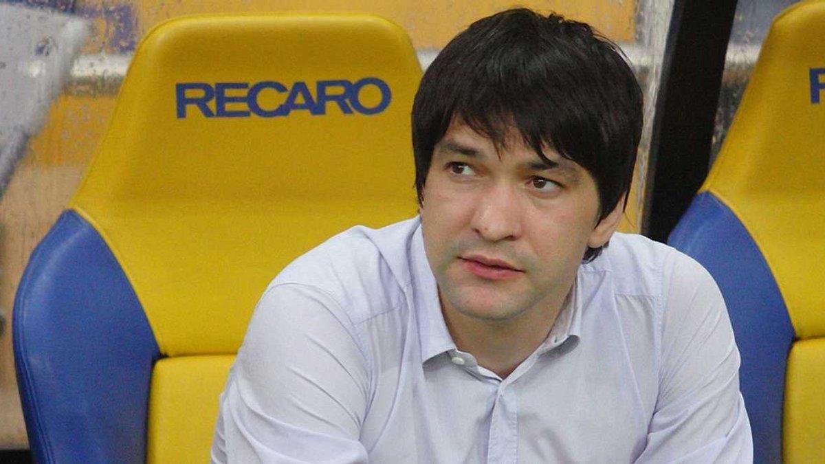 Русол ответил Костышину: Странно слышать о проблемах Днепра от экс-игрока, чей сын недавно дебютировал в составе Днепра в Премьер-лиге