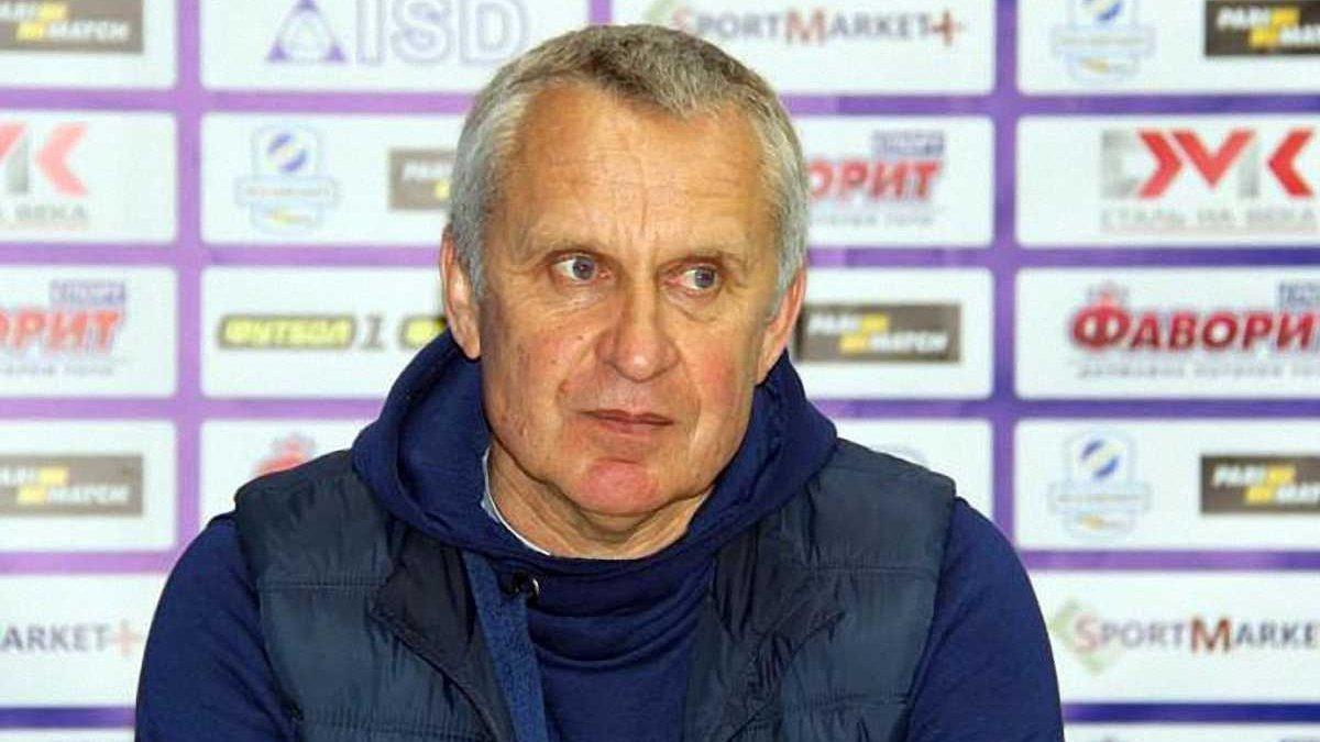 Офіційно: Кучук покинув пост головного тренера Сталі