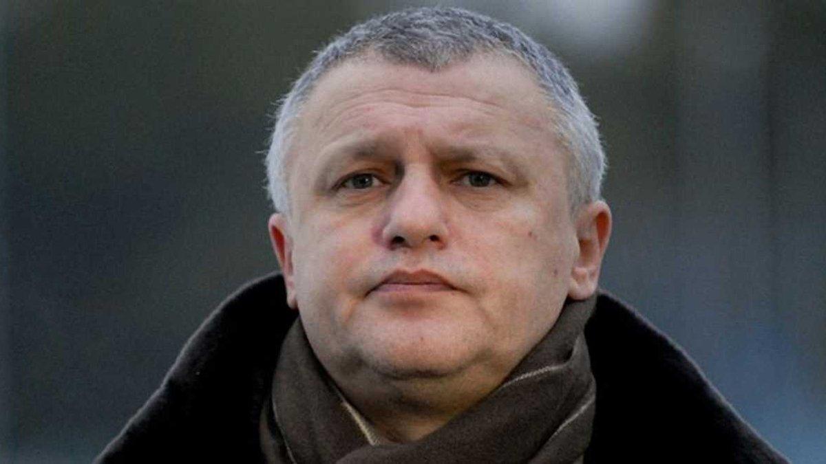 Суркіс: Я не спав 3 ночі через рішення Реброва не продовжувати контракт з Динамо