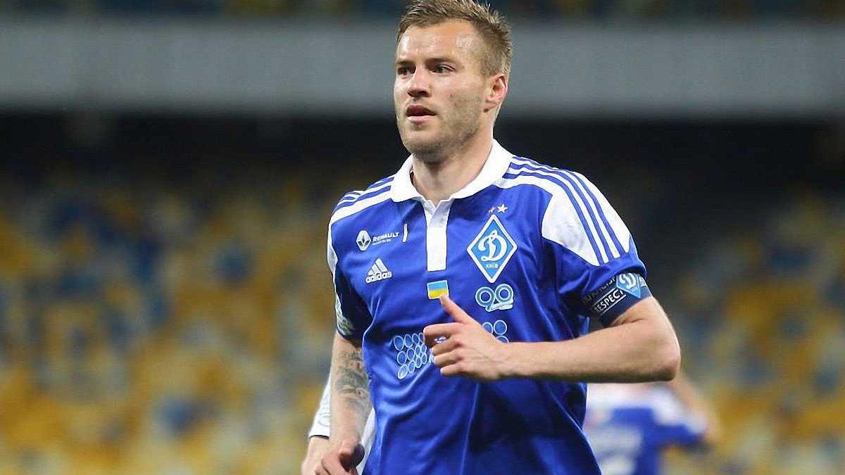 Ярмоленко наздогнав Белькевича і вийшов на шосте місце списку динамівських гвардійців