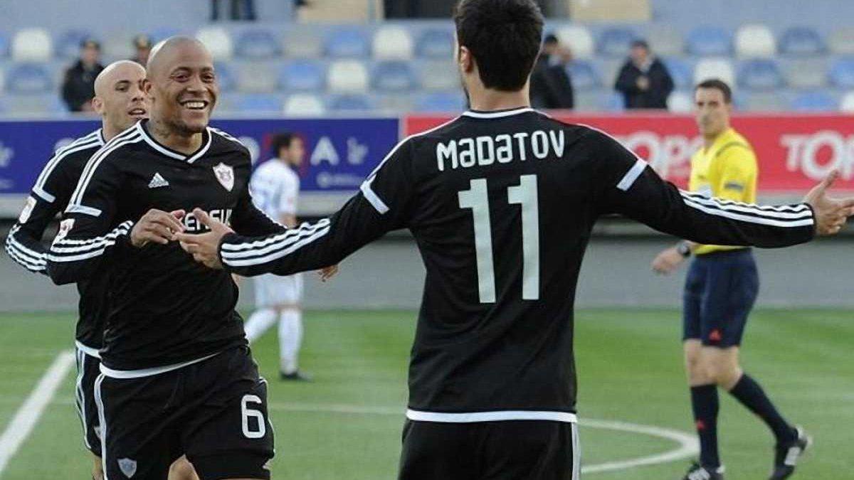 Карабах – Копенгаген – 1:0. Відео гола і огляд матчу