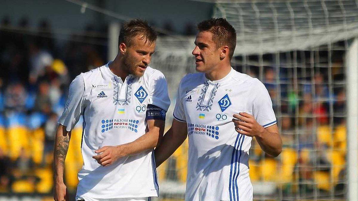 Динамо не відпустило Бєсєдіна у Славію, – ЗМІ