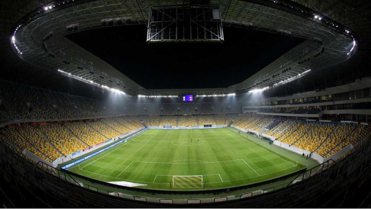 Україна – Словаччина: матч відбудеться у Львові