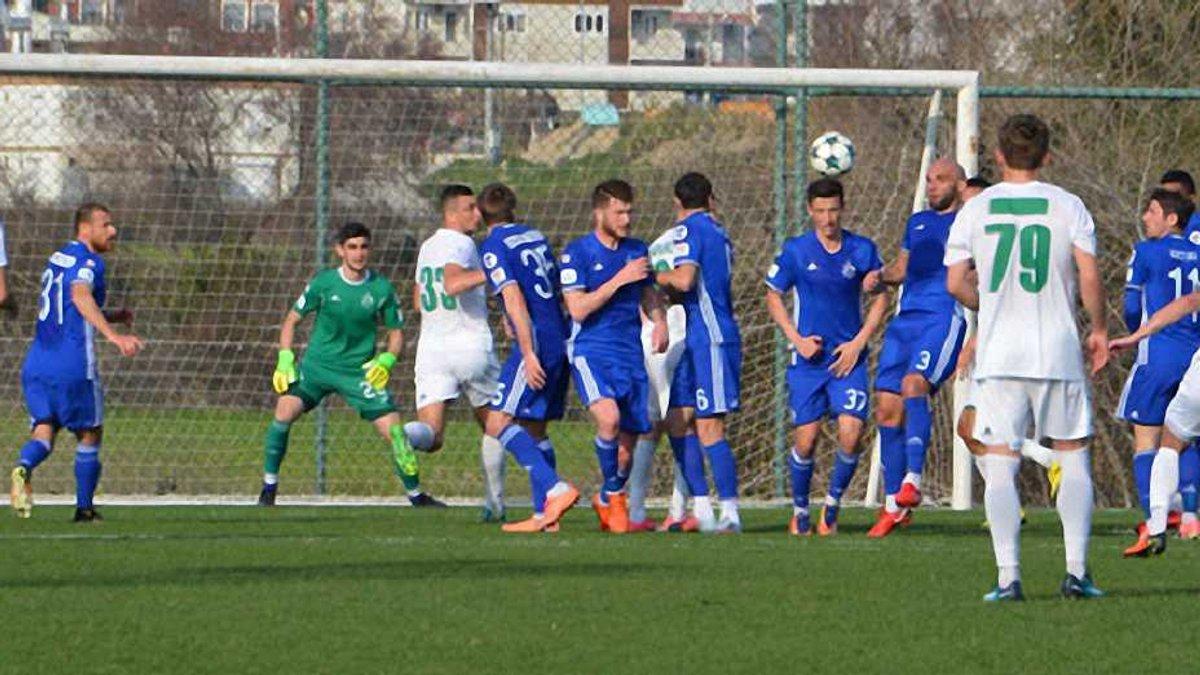 Ворскла – Динамо Тбілісі – 4:1 – відео голів та огляд матчу
