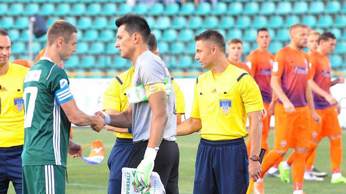 Ворскла – Маріуполь – 1:0 – відео голу та огляд матчу