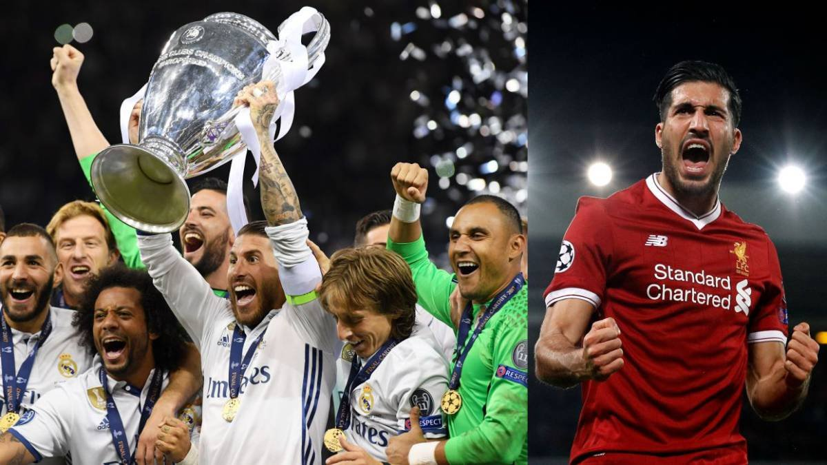 Реал – Ливерпуль: 17 чемпионов против одного формального - Футбол 24