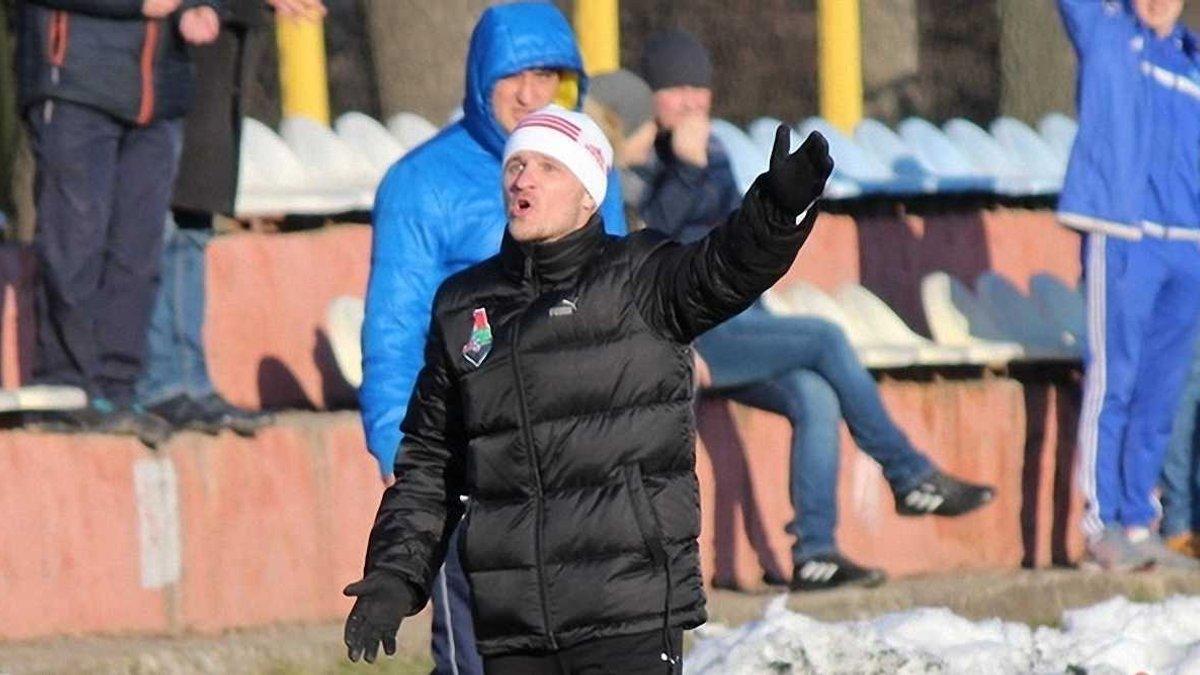 Алиев покинул Хмельницкий