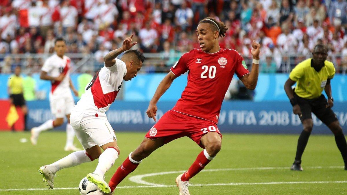 Перу – Данія – 0:1 – відео гола та огляд матчу