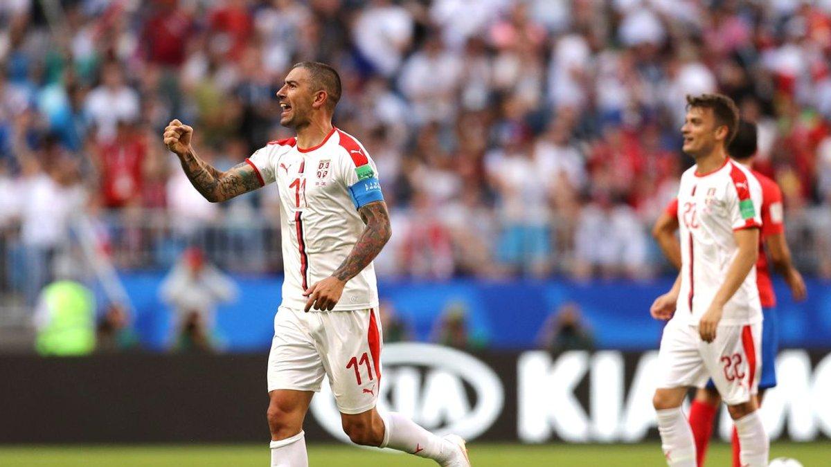 Коста-Ріка – Сербія – 0:1 – відео гола та огляд матчу