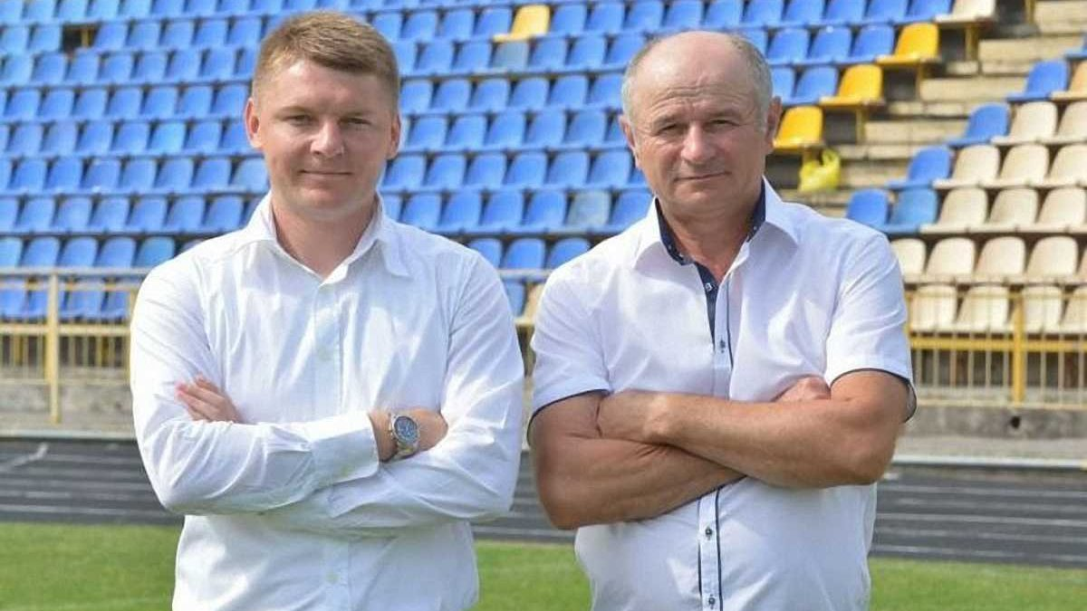 Верес оригинально представил Гоменюка в качестве главного тренера