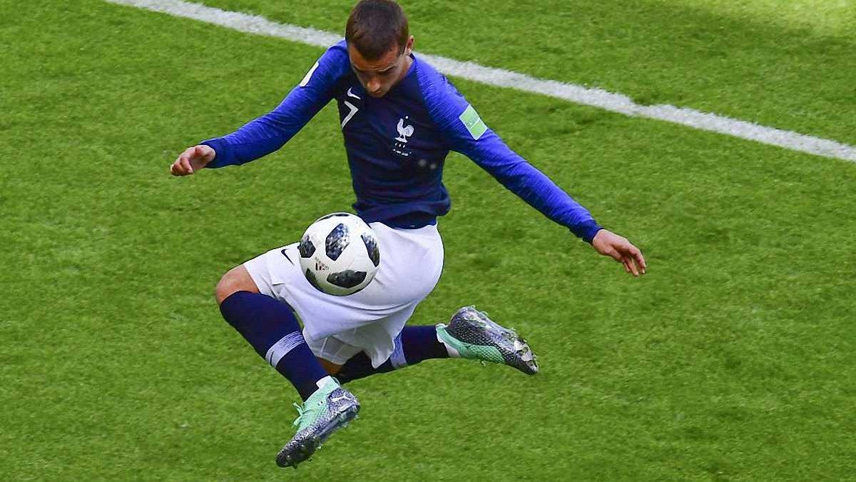 Франция – Австралия: Гризманн – лучший игрок матча