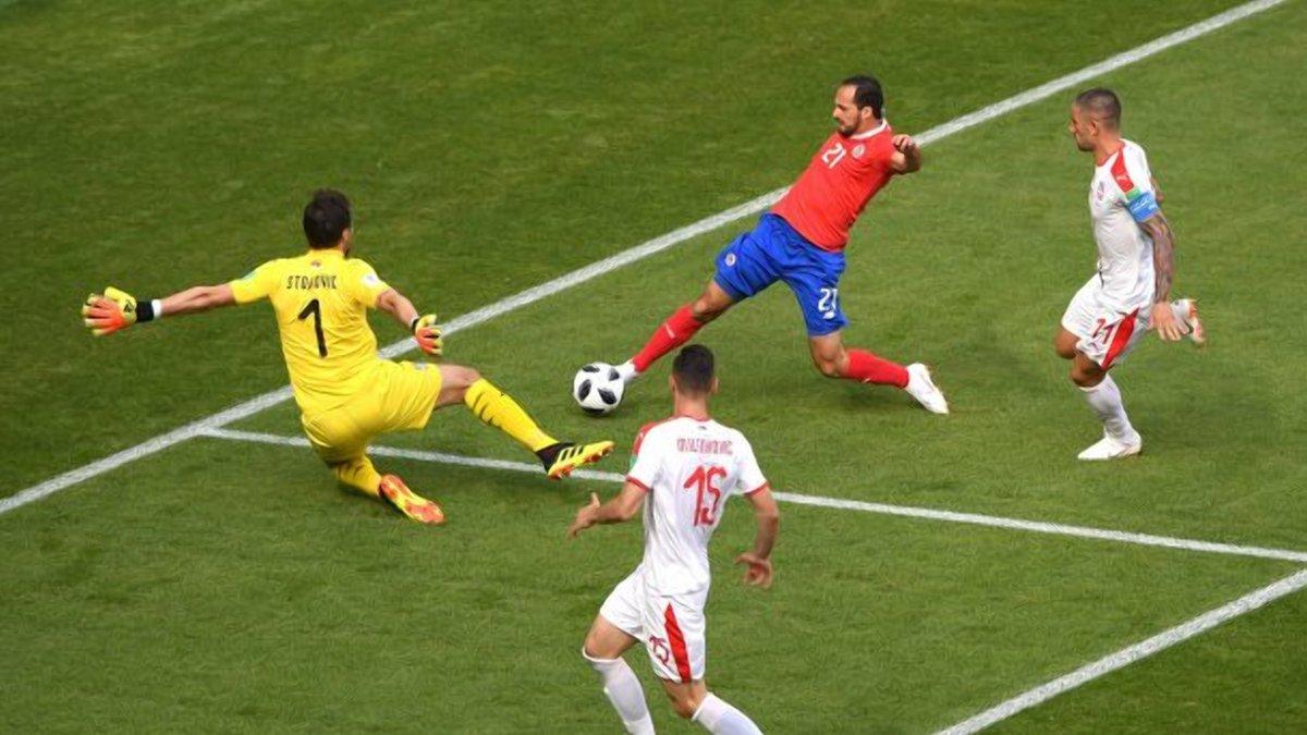 Коста-Ріка – Сербія: матч відвідали 41432 глядачі