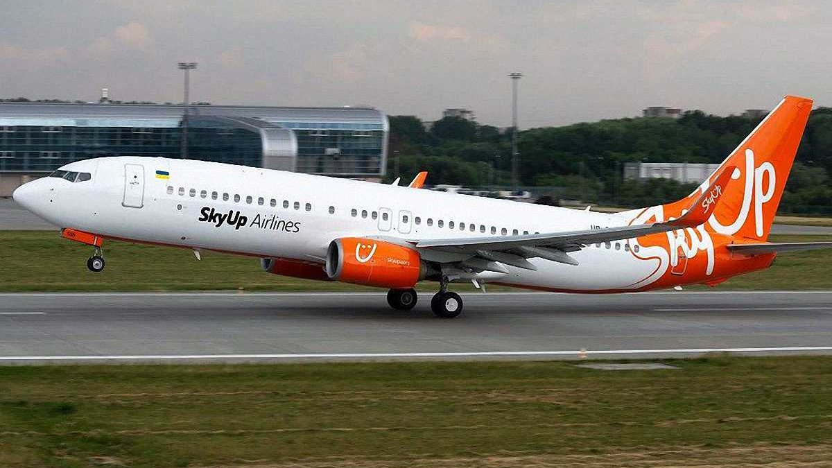 Шахтер начнет сотрудничество с авиакомпанией SkyUP