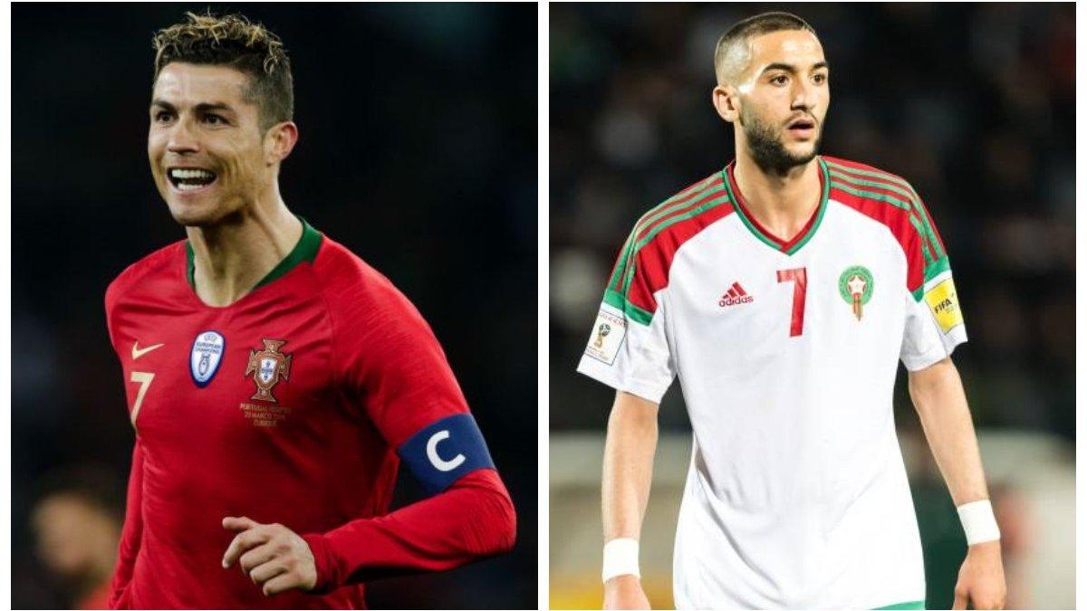 Португалия – Марокко: анонс матча ЧМ-2018