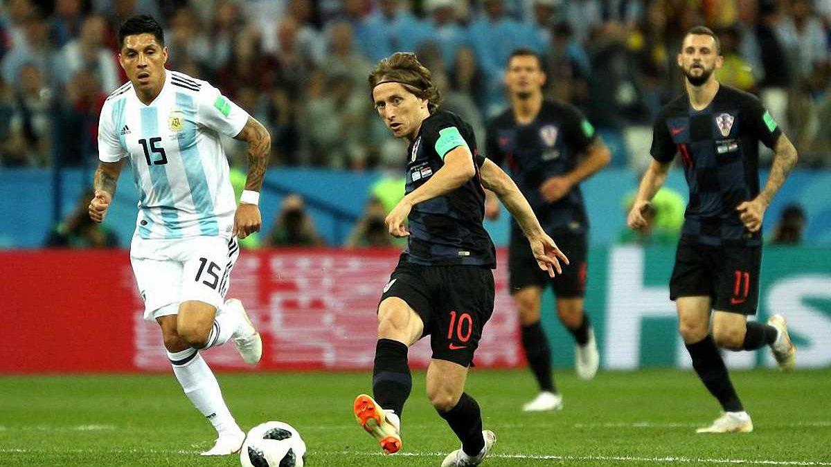 Аргентина – Хорватія – відео голів та огляд матчу