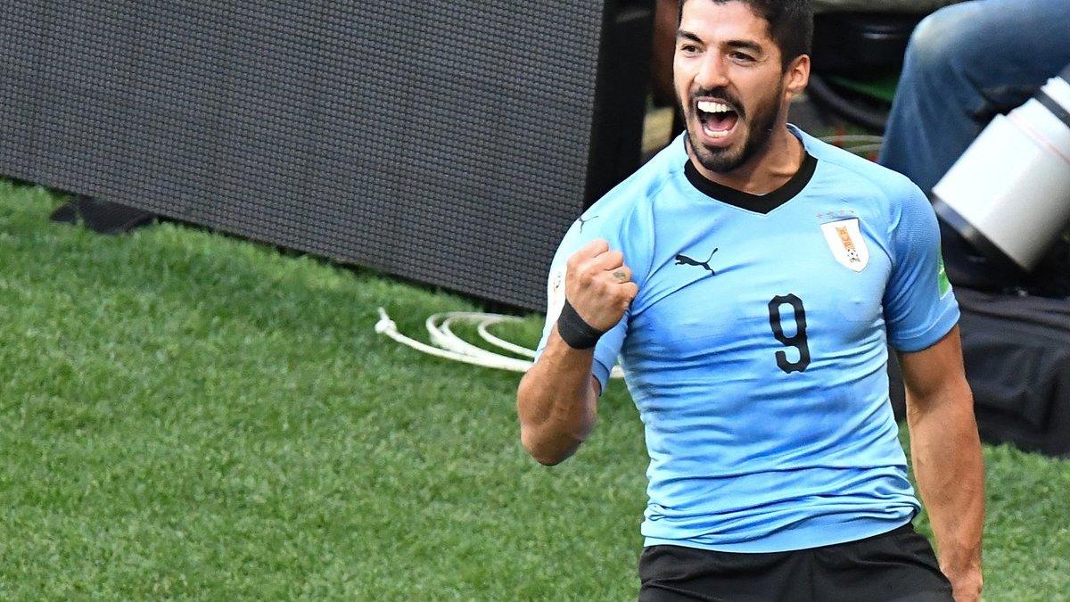 Уругвай – Саудівська Аравія: Суарес провів 100-й матч за збірну
