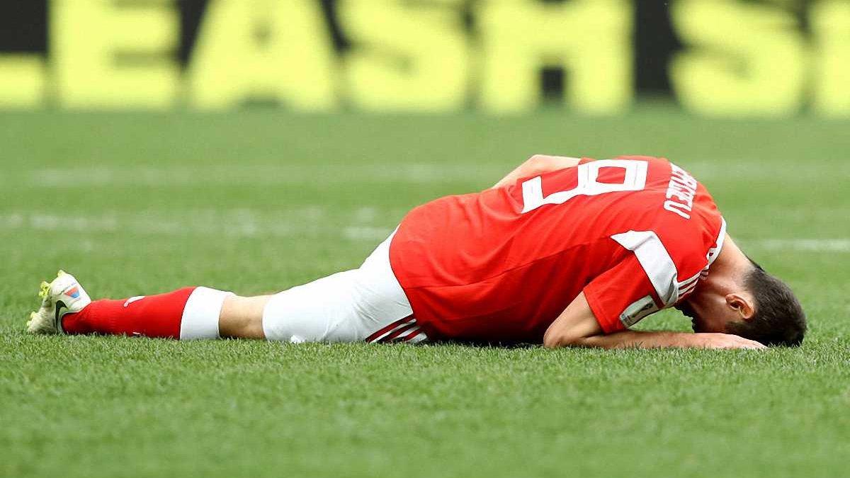 ЧС-2018: Дзагоєв може повернутись до старту плей-офф