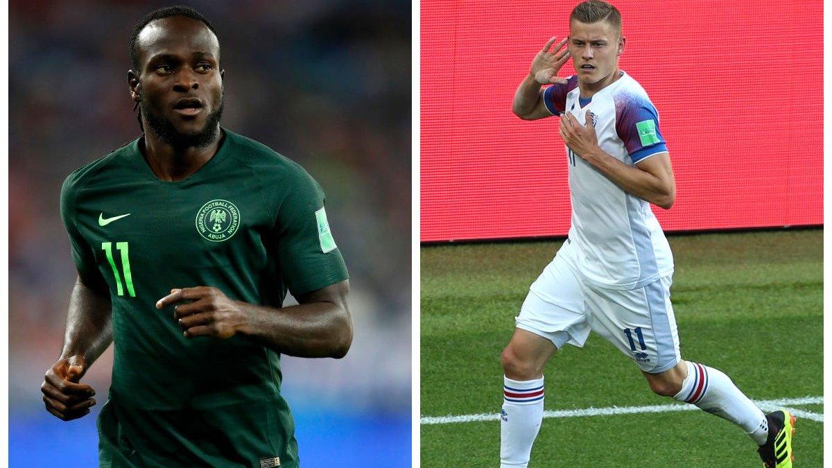 Нігерія – Ісландія: анонс матчу ЧС-2018