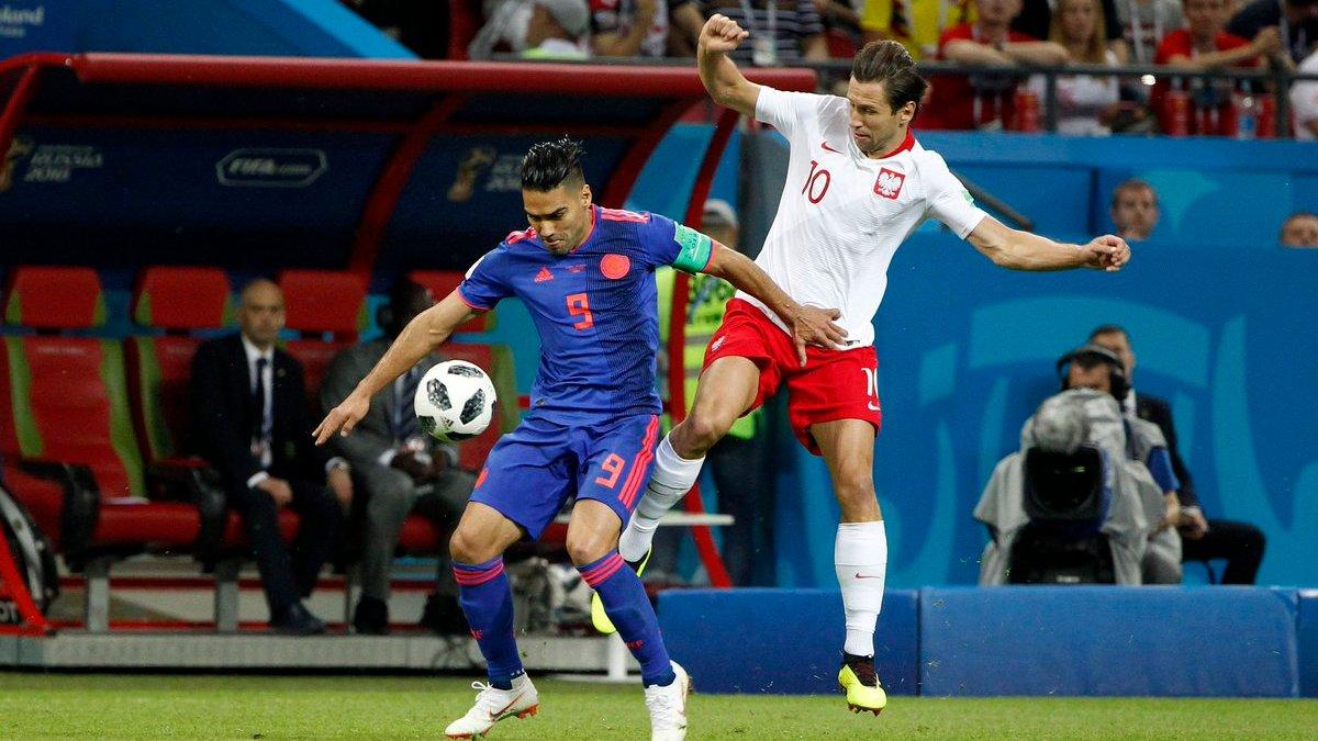 Польша – Колумбия – 0:3 – видео голов и обзор матча