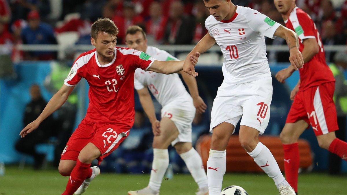 ЧС-2018: Сербія подасть протест на суддівство в матчі зі Швейцарією