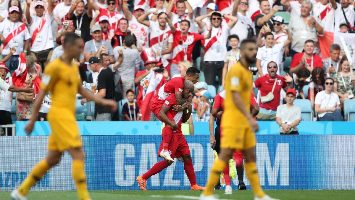 Австралія – Перу – 0:2 – відео голів та огляд матчу