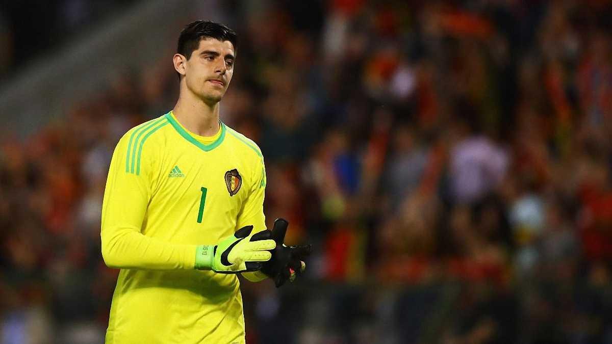 Куртуа: Сегодня было легче, чем с Панамой, Тунис играет в открытый футбол