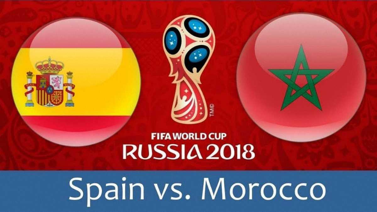 Іспанія – Марокко: прогноз на матч ЧС-2018