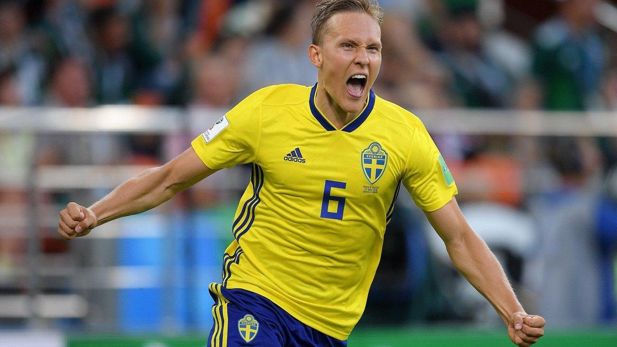 Мексика – Швеция – 0:3 – видео голов и обзор матча