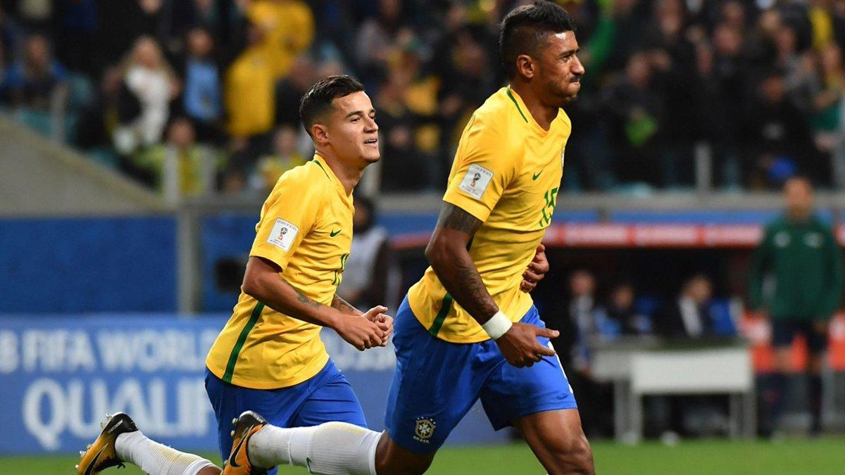 Сербія – Бразилія – 0:2 – відео голів і огляд матчу