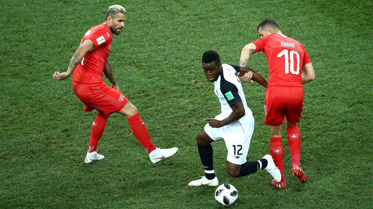 Швейцарія – Коста-Ріка – 2:2 – відео голів та огляд матчу