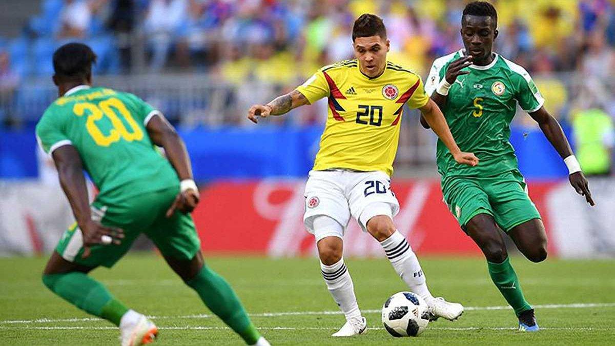 Сенегал – Колумбия – 0:1 – видео гола и обзор матча
