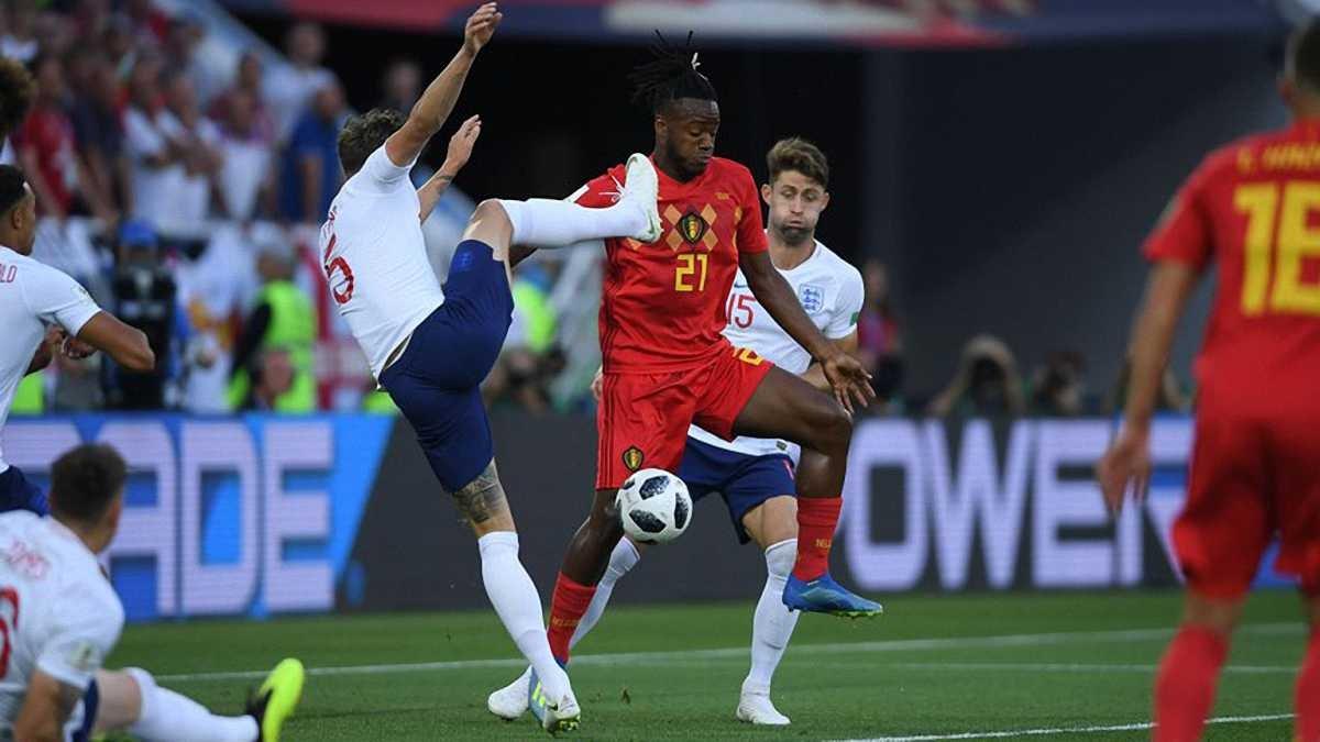 Англія – Бельгія – 0:1 – відео гола та огляд матчу
