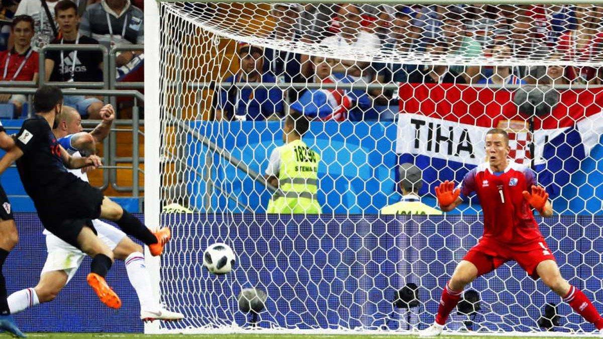 """ЧМ-2018 Хорватия – Исландия: мощная игра """"викингов"""" от сильных сторон, проверка резерва хорватов и сказочность исландцев"""