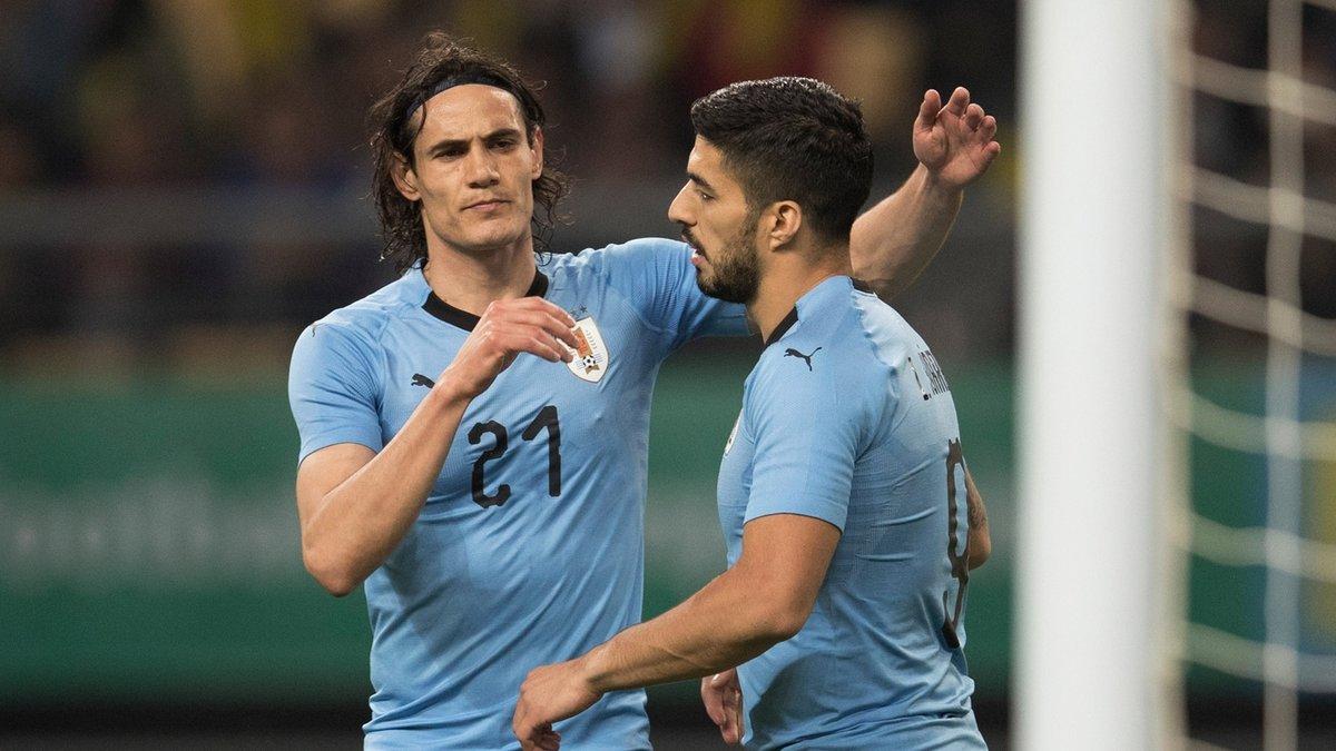 Уругвай – Россия: онлайн-трансляция матча ЧМ-2018 – как это было
