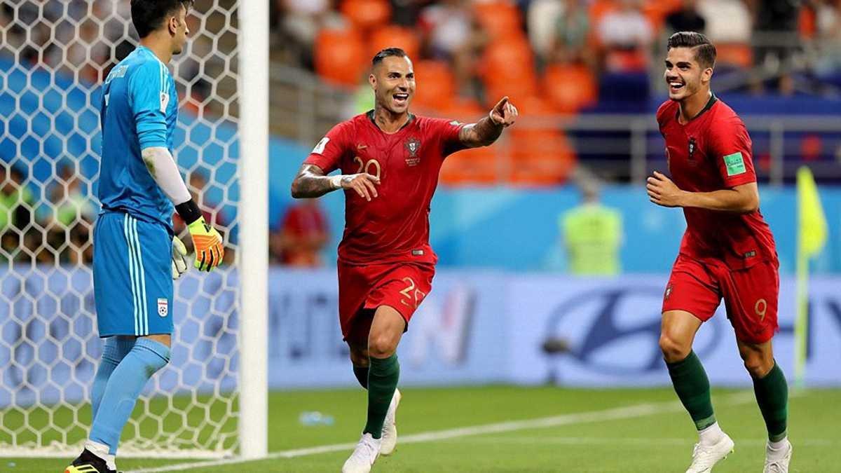 Куарежма: Португалия достигла своей цели
