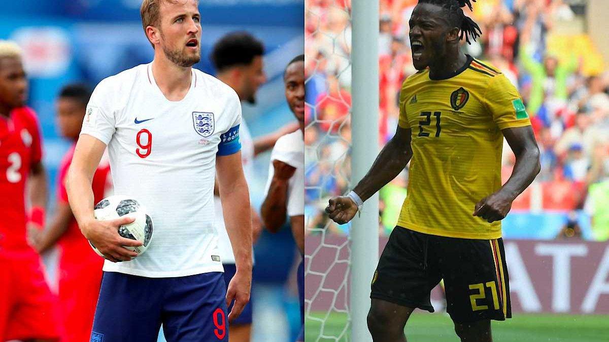 Англія – Бельгія: онлайн-трансляція матчу ЧС-2018 – як це було