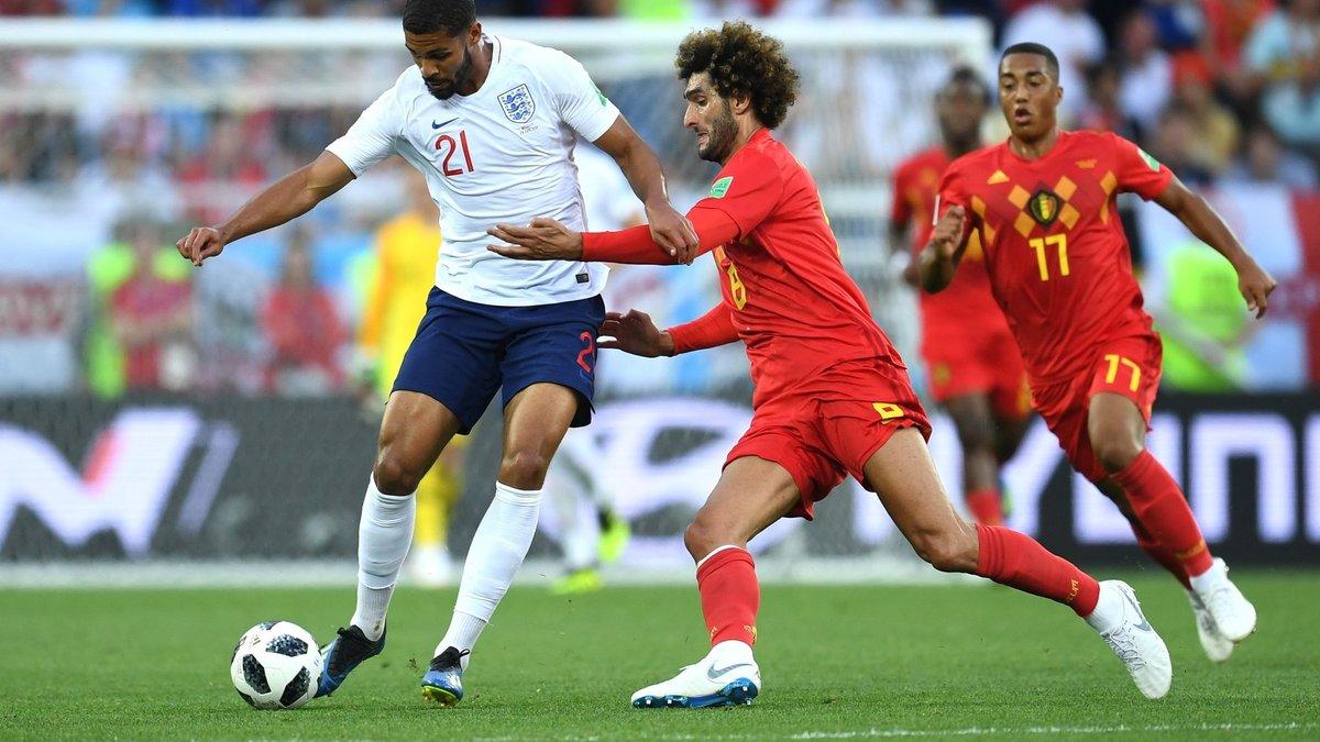 ЧС-2018 Англія – Бельгія: ефектний гол Янузая врятував матч без натхнення, легша сітка плей-офф для британців