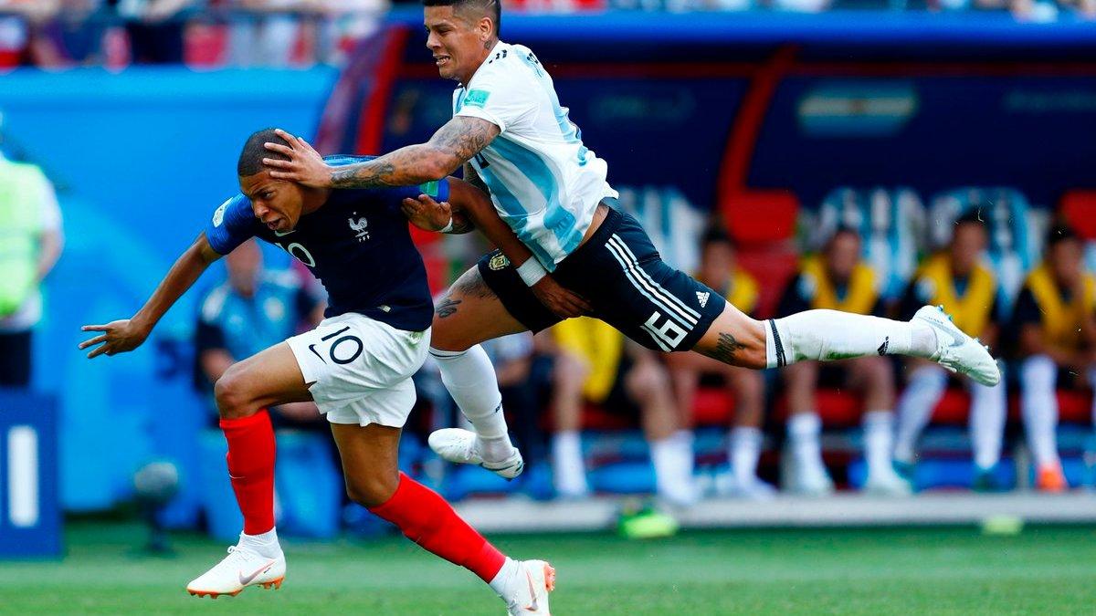 Франція – Аргентина – 4:3 – відео голів та огляд матчу